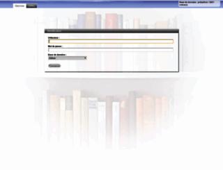 pmb.inforoutes.fr screenshot
