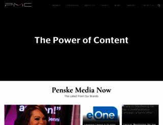 pmc.com screenshot
