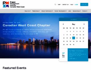 pmi.bc.ca screenshot