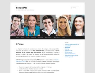 pmi.sviluppocampania.it screenshot