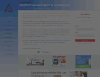 pmlead.info screenshot