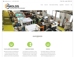 pmolds.com screenshot