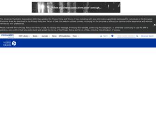 pn.psychiatryonline.org screenshot