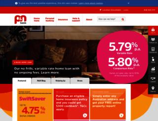 pnbank.com.au screenshot