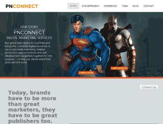 pnconnect.porternovelli.com screenshot