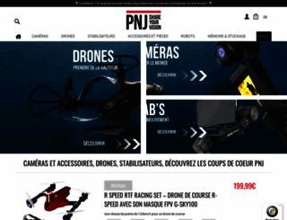 pnj-cam.com screenshot