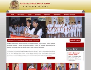 pnps.co.in screenshot