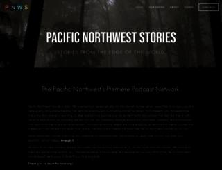 pnwstories.com screenshot