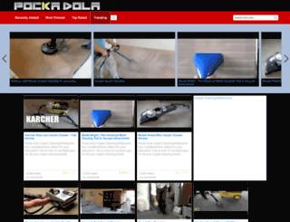 pockadola.net screenshot