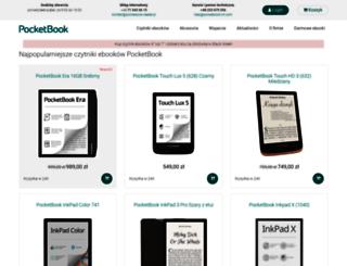 pocketbook-reader.pl screenshot