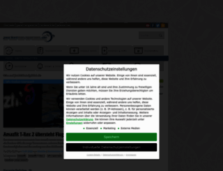 pocketnavigation.de screenshot