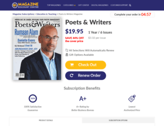poets-and-writers.com-sub.biz screenshot
