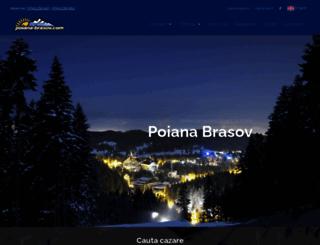 poiana-brasov.com screenshot