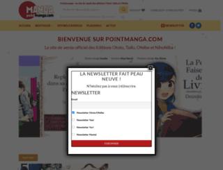 pointmanga.com screenshot