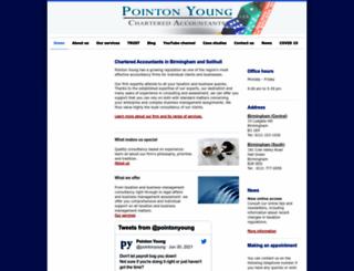 pointonyoung.com screenshot