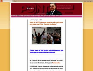 pointrhema.blogspot.com.br screenshot