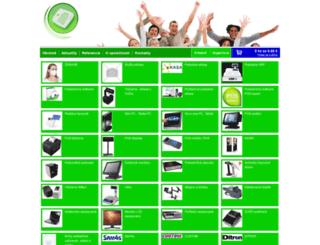pokladnicne-centrum.sk screenshot