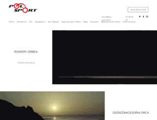 pol-sport.com screenshot