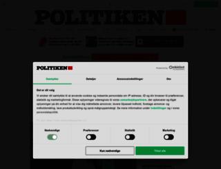 pol.dk screenshot