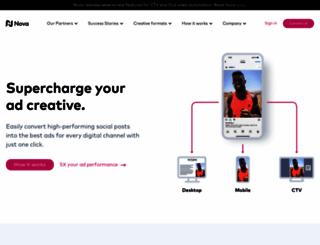 polar.me screenshot