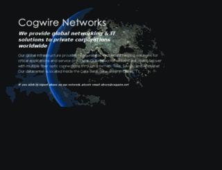 polaris.cogwire.net screenshot