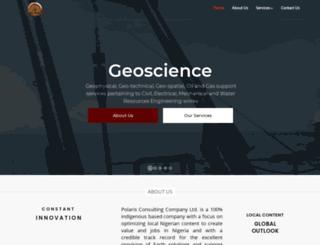 polarisconsultingcompany.com screenshot