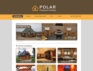 polarproducts.pl screenshot