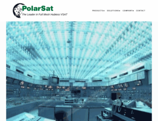 polarsat.com screenshot