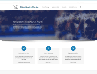 polarservice.com screenshot