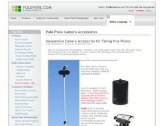 polepixie.com screenshot