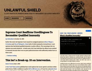 policemisconduct.net screenshot
