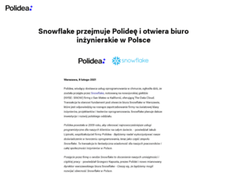 polidea.com screenshot