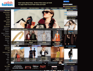 polishfashion.net screenshot
