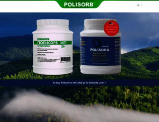 polisorb.com screenshot