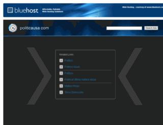politicausa.com screenshot