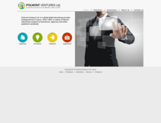 polmontventures.com screenshot