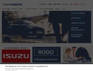 polmotor.pl screenshot