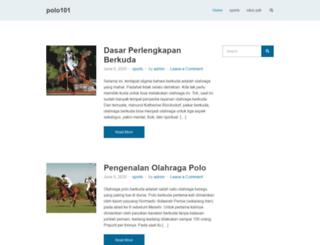 polo101.com screenshot