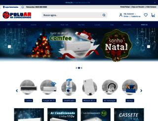 poloar.com.br screenshot