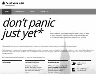 polohosts.co.za screenshot