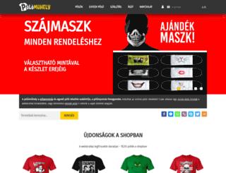 polomuhely.hu screenshot