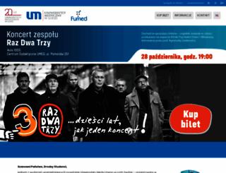 polpediab.umed.lodz.pl screenshot