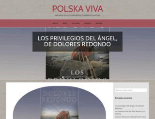 polskaviva.com screenshot