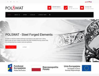 polswat.pl screenshot
