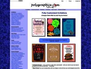polygraphics.com screenshot