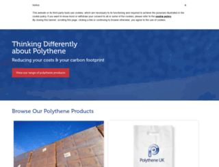 polytheneuk.co.uk screenshot