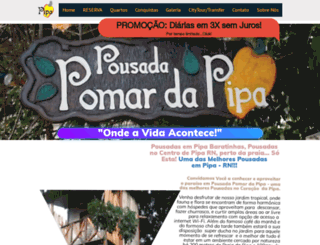 pomardapipa.com screenshot