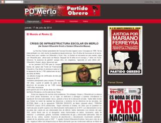 pomerlo.blogspot.com.ar screenshot
