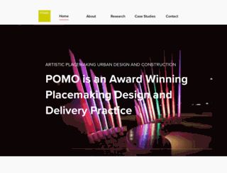 pomo.com.au screenshot