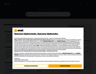 pomoc.onet.pl screenshot